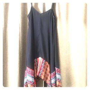 Casual Blue Dress